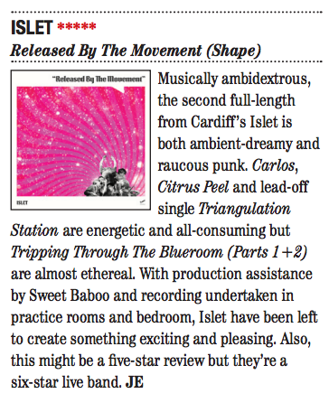 Islet - Buzz Magazine Review .png