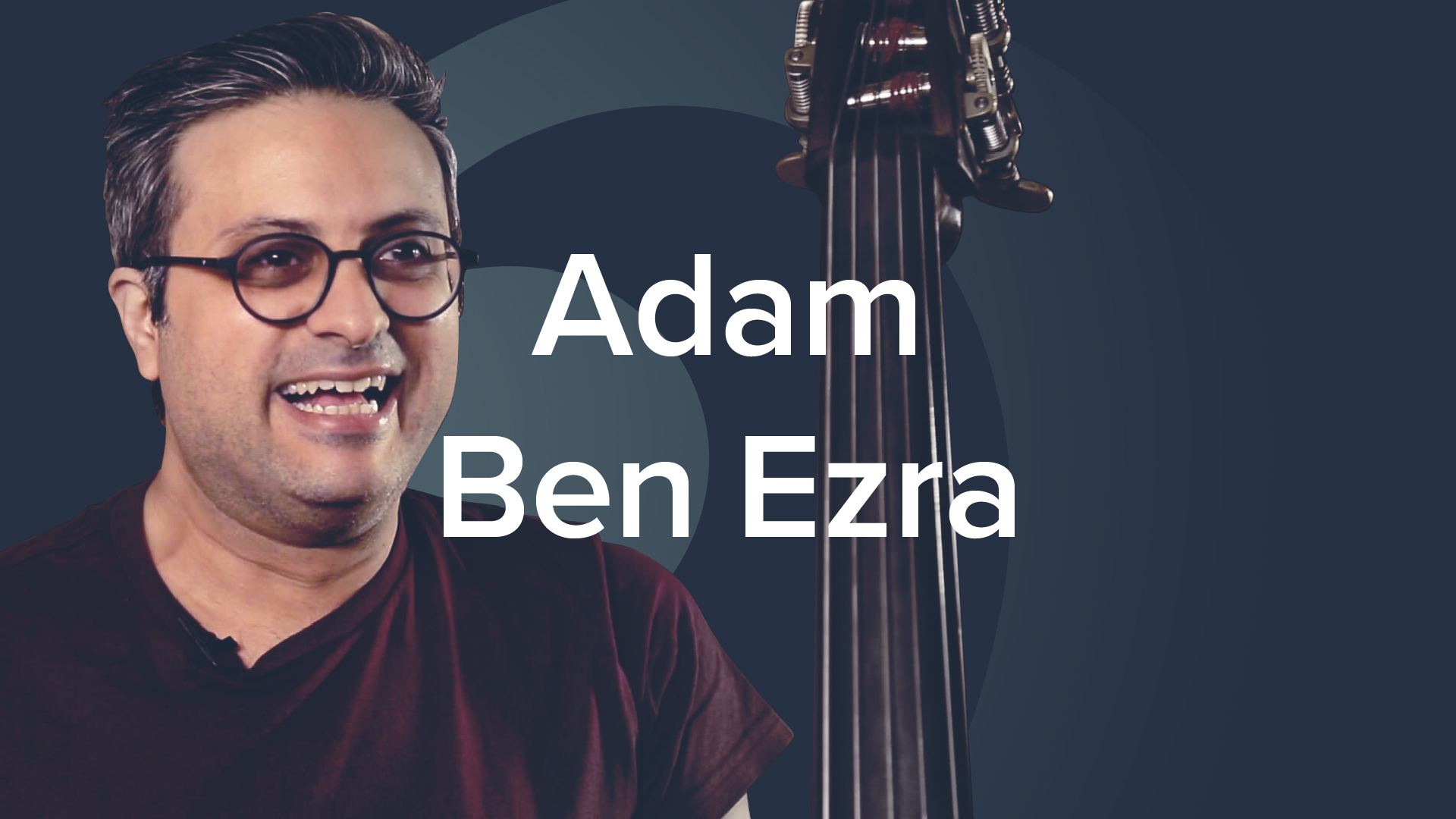 'The Signature Sounds of Adam Ben Ezra'. 60 lessons, 4+hrs.