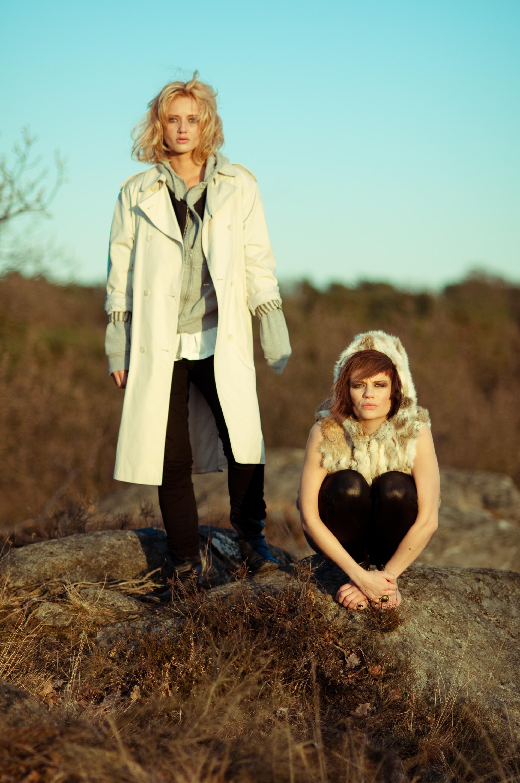 Linn Friis-Liby & Emilia Roosman