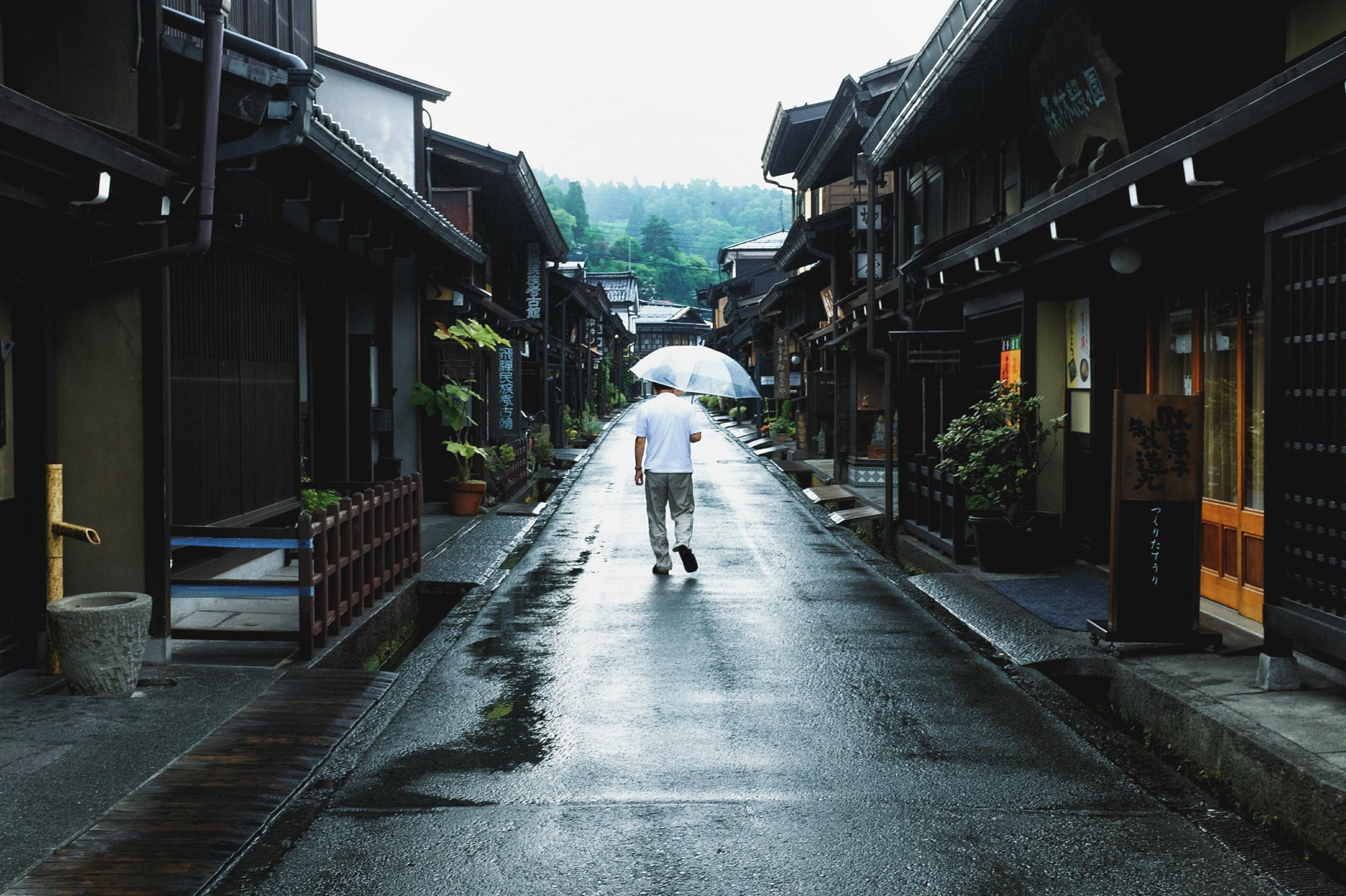 Takayama - Una delle immagini che saranno esposte.