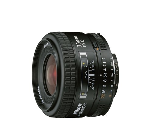 Click for more info:  Nikon AF NIKKOR 1923 35mm f/2D Lens