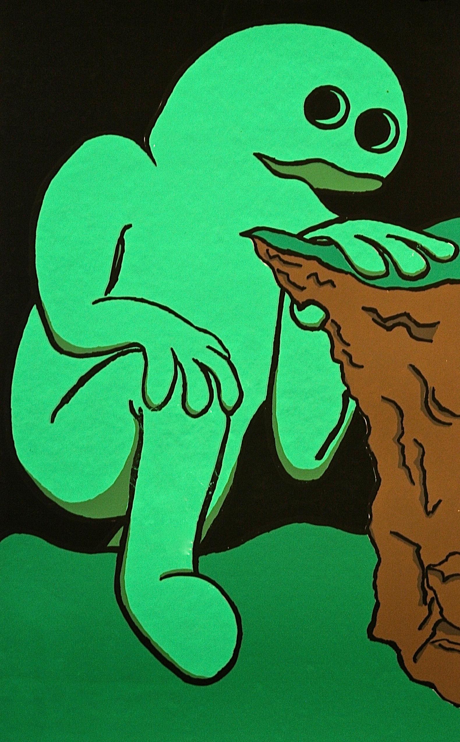 Versicolor Friend (Green)