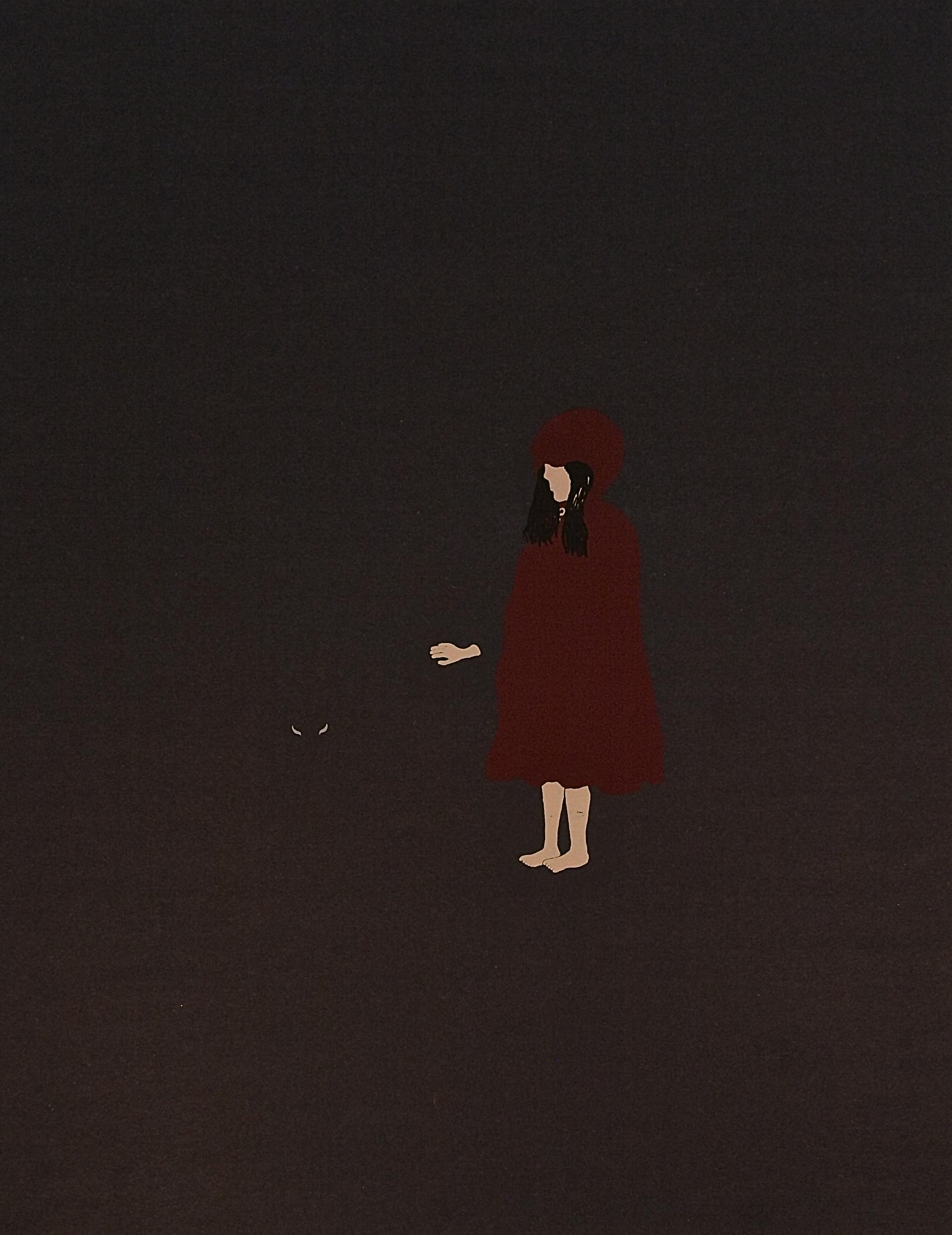 Wolf/Parts (Black)