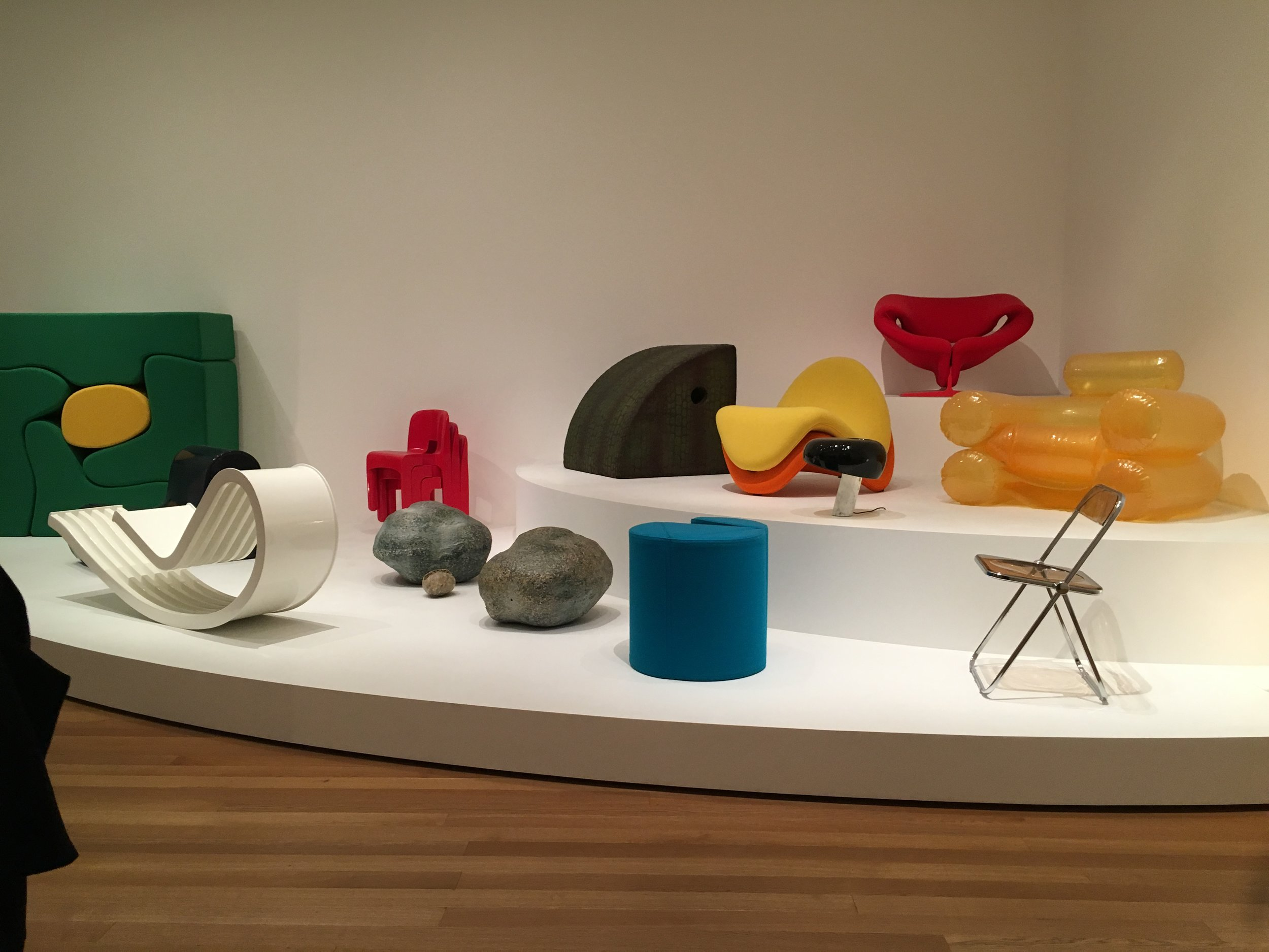 Architecture and Design Collection, 5th Floor, MoMA