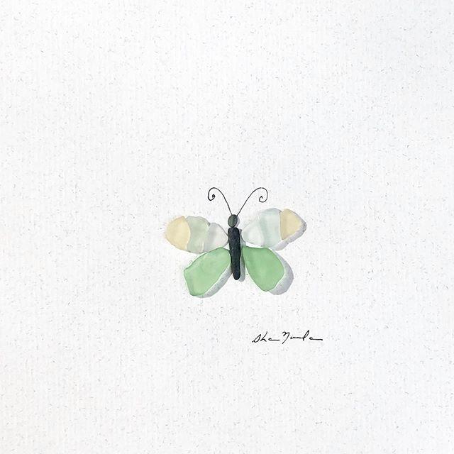 Happy butterfly! #happyart #butterfly #obsesion