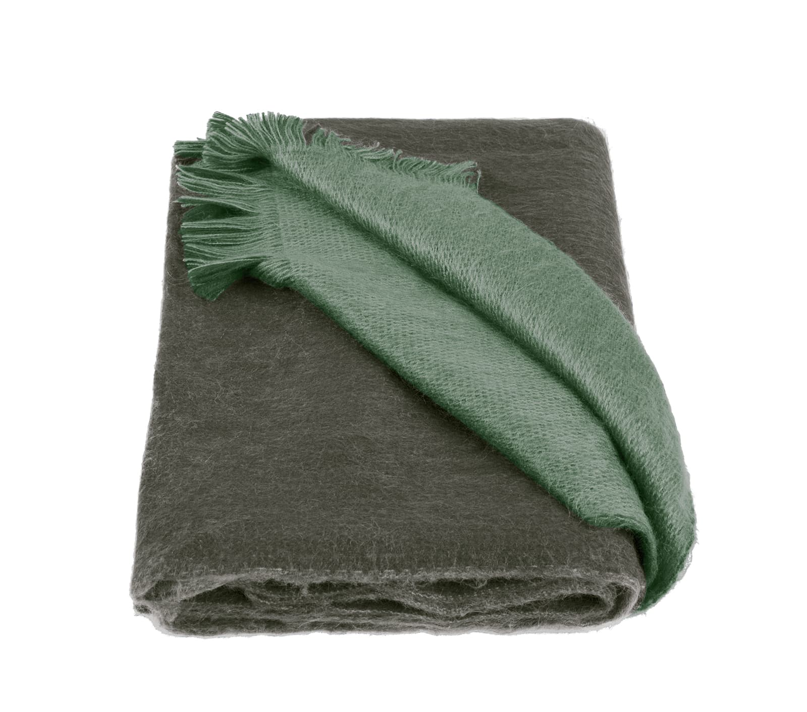 SCARF DOUBLE FACE OLIVE & MINT.jpg