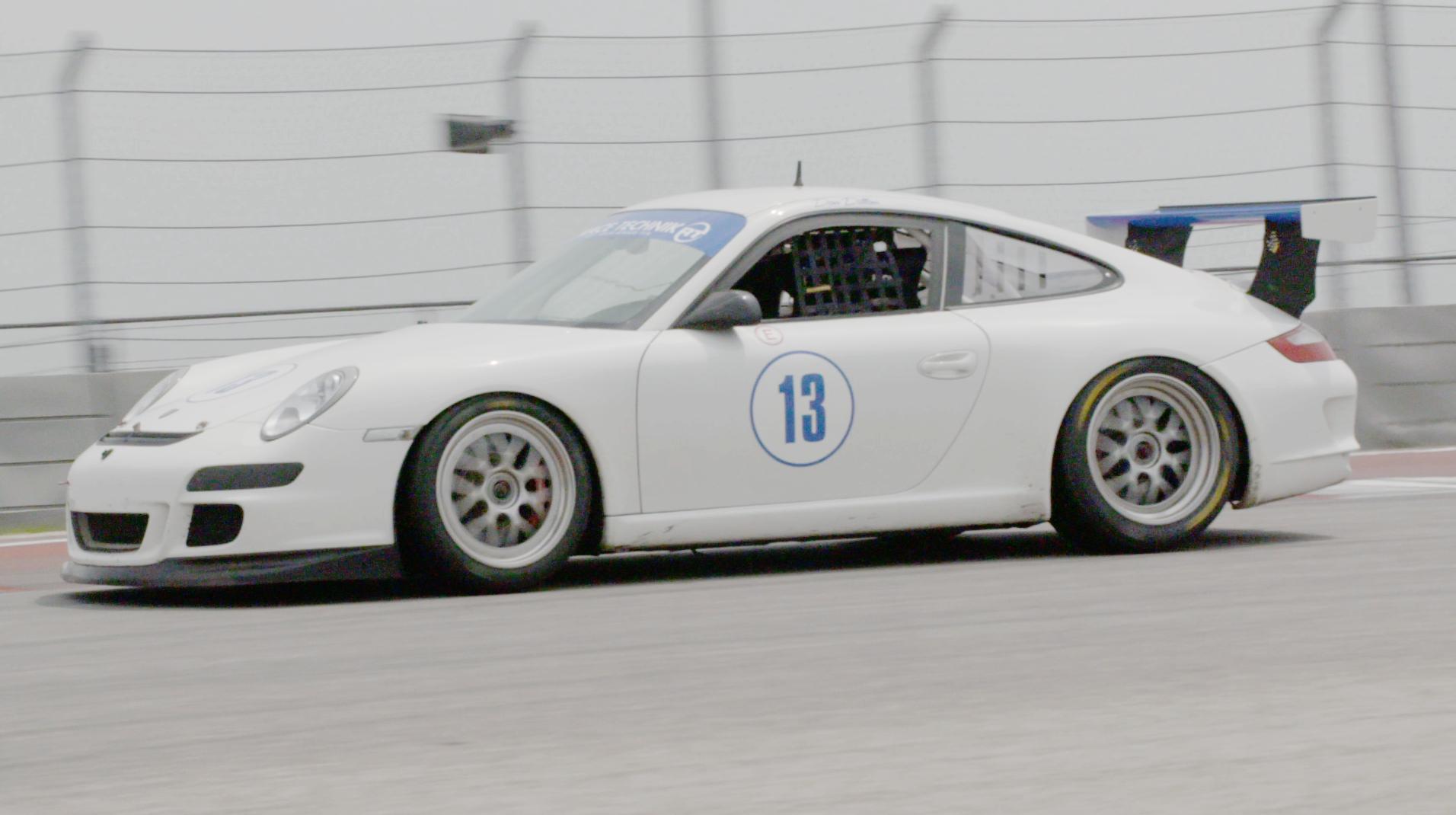 Porsche   Circuit of the Americas