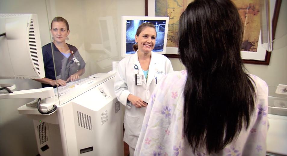 Laredo Medical Center   Mammogram Spot