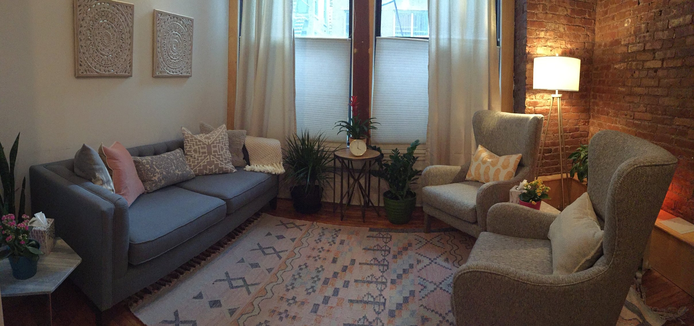 Holistic Psychotherapy in the Heart of Union Square