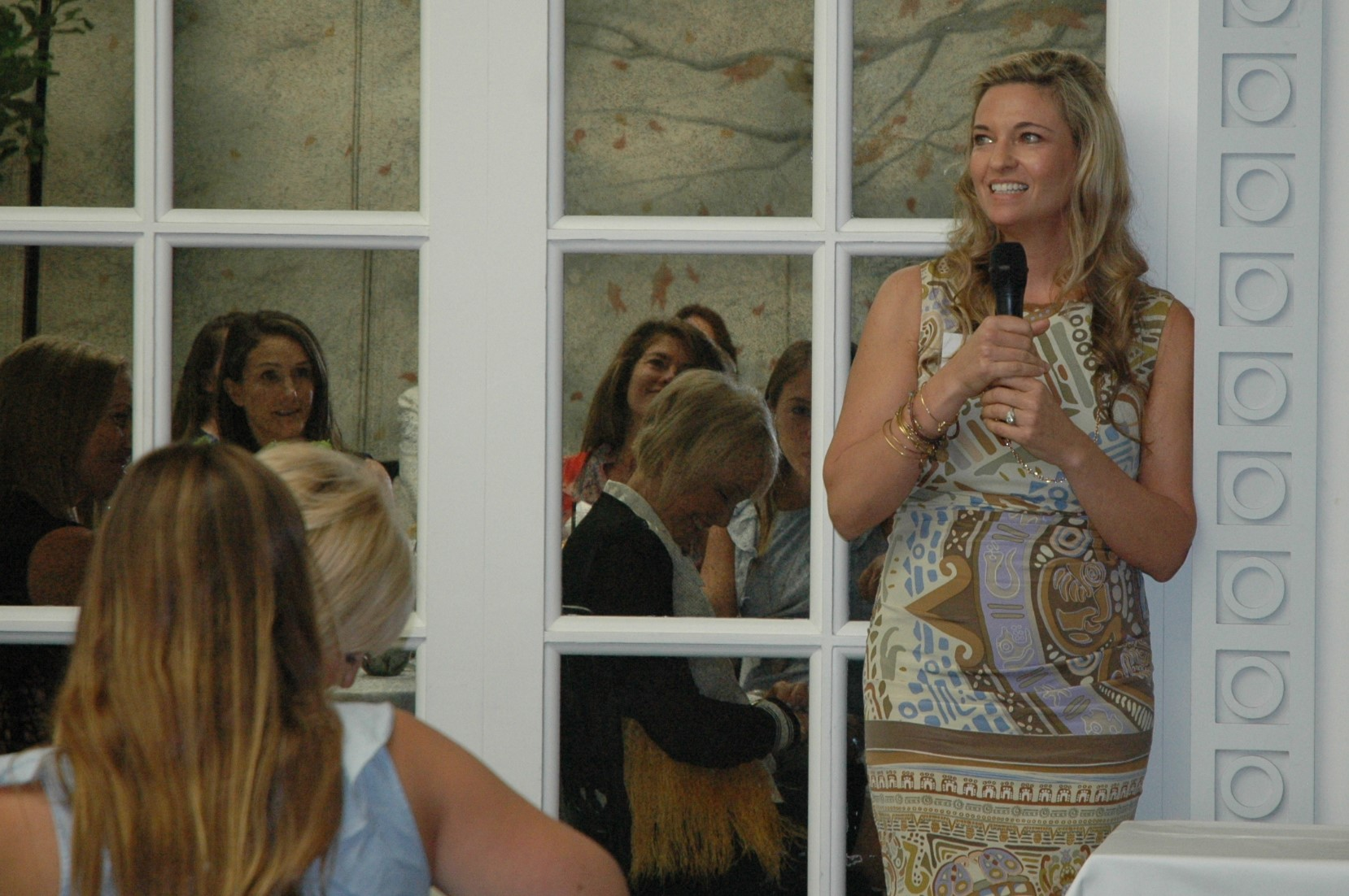 Sept 2017 - Dr. Kristi Funk, Founder of Pink Lotus Breast Center