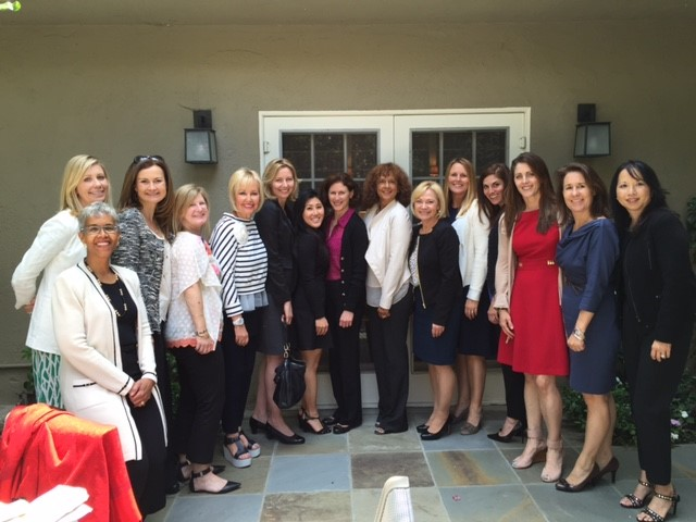 May 2016 - New Members lunch