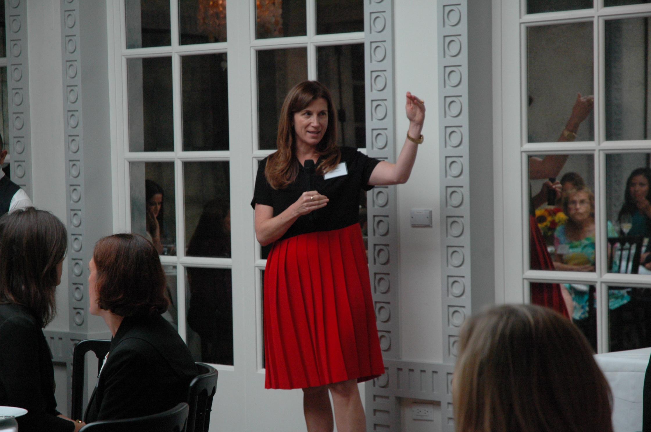 Sept 2015 - Sandra Dewey