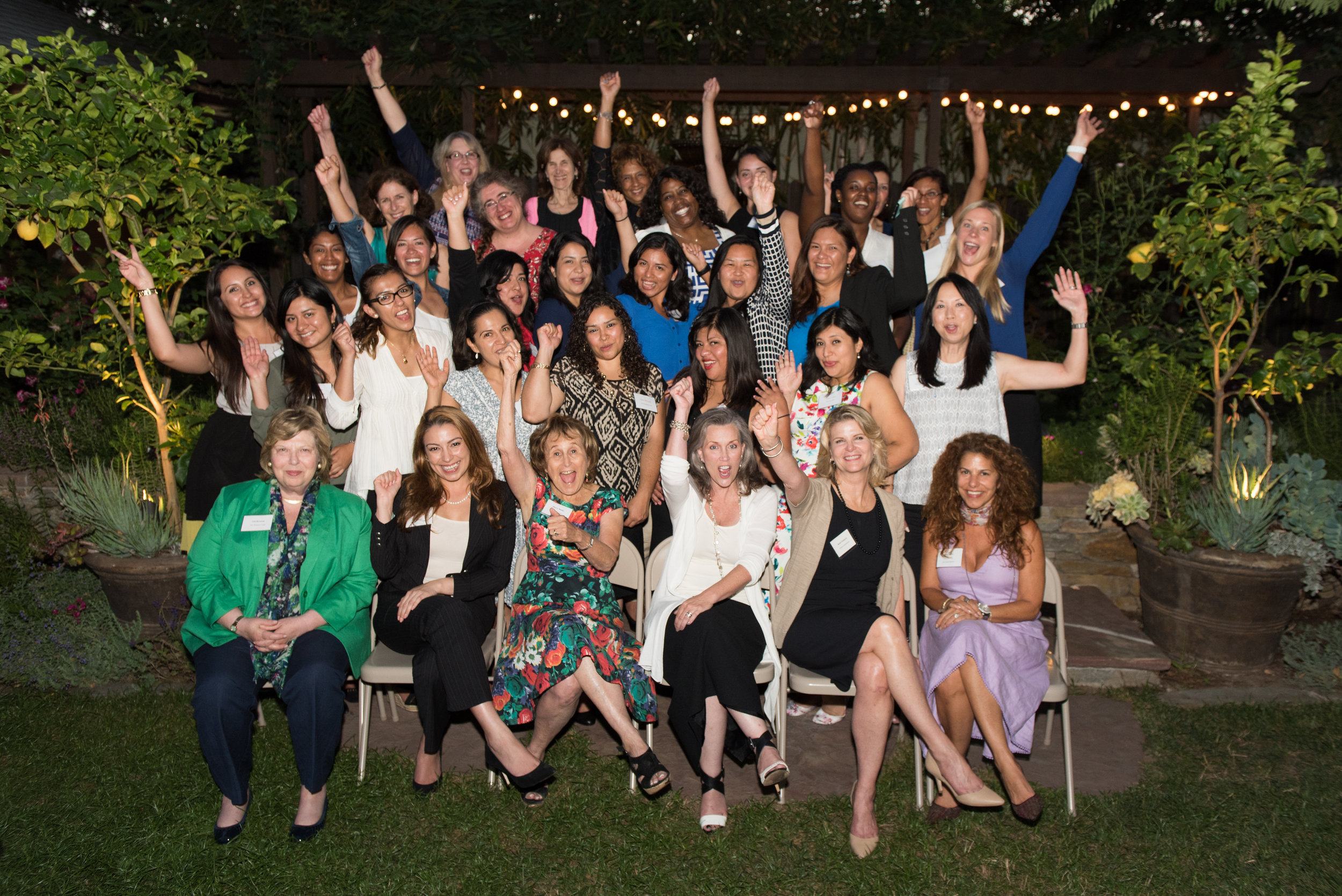 July 2015 - The 10th anniversary of the WLC and Fulfillment Fund Mentoring Partnership