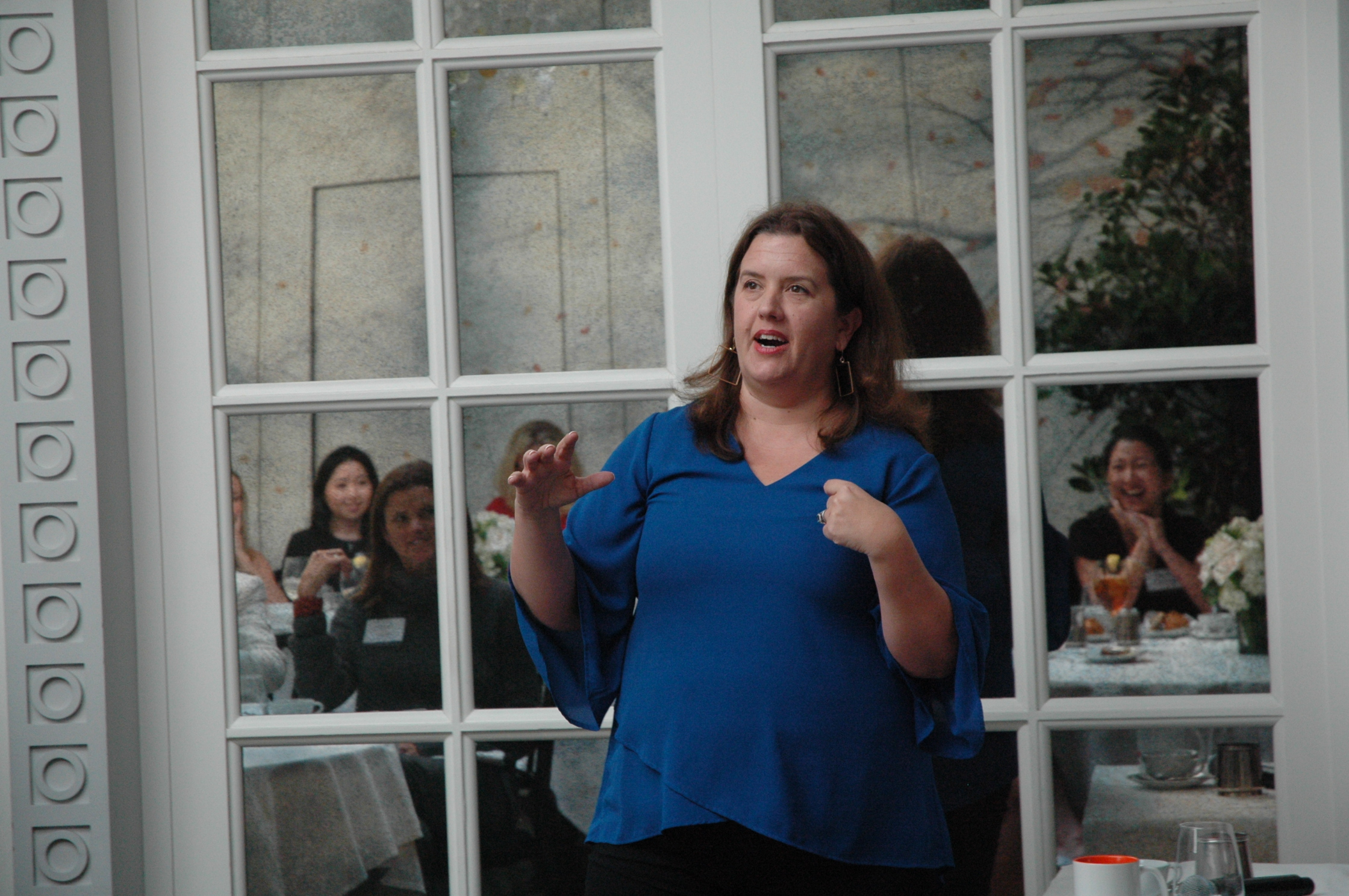 January 2018 - Joanna Bloor, Ladybadassery, Inspirationalist and TED Speaker