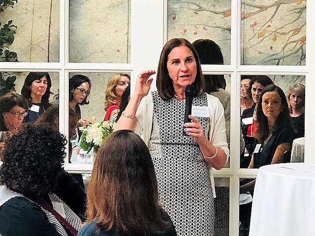 May 2018 - Dr. Ann McElaney-Johnson