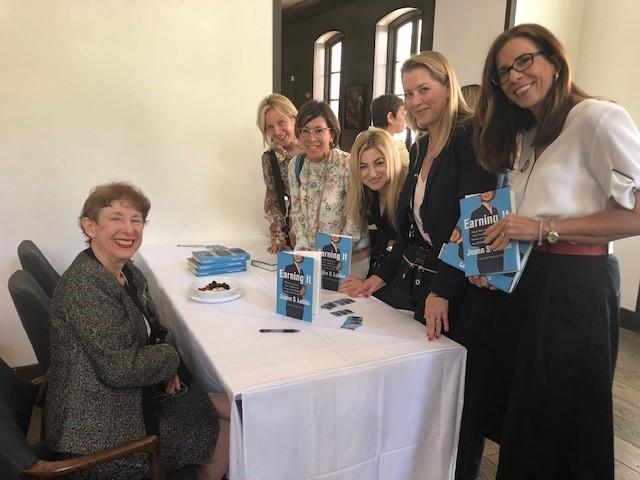 October 2018 - Joann Lublin, WSJ editor