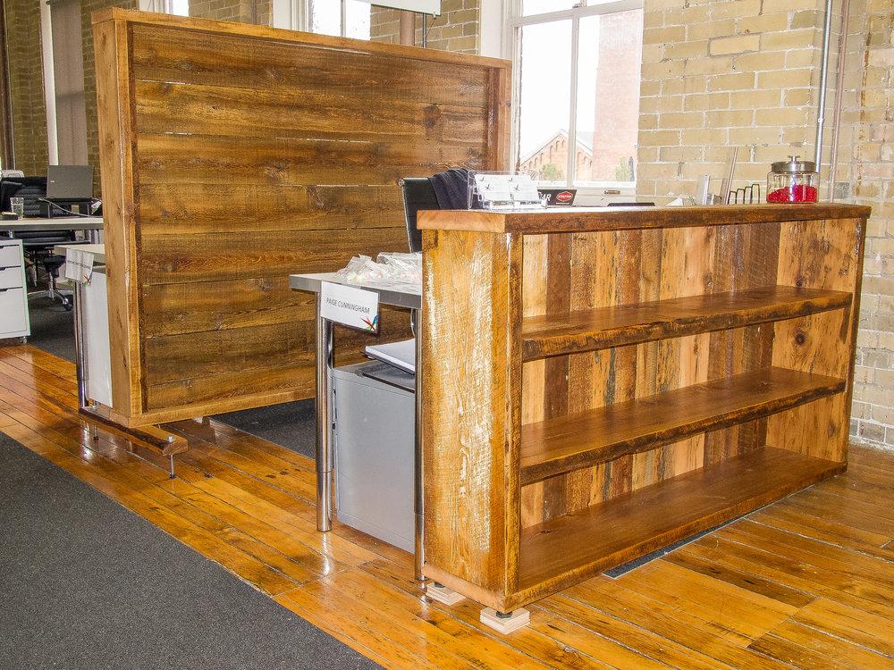 Barn Board Furniture Anex