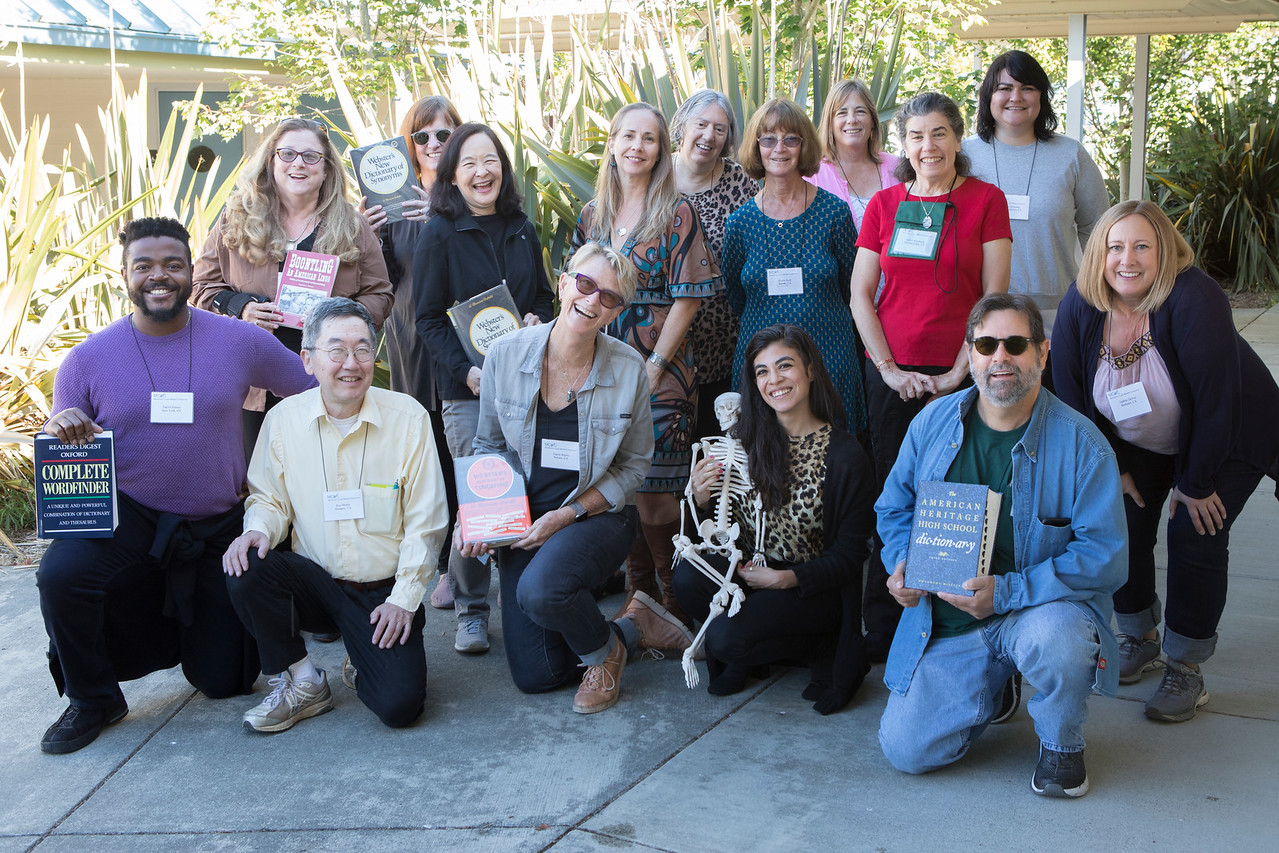 Julie Ushio and the novel workshop with Ingrid Rojas Contreras