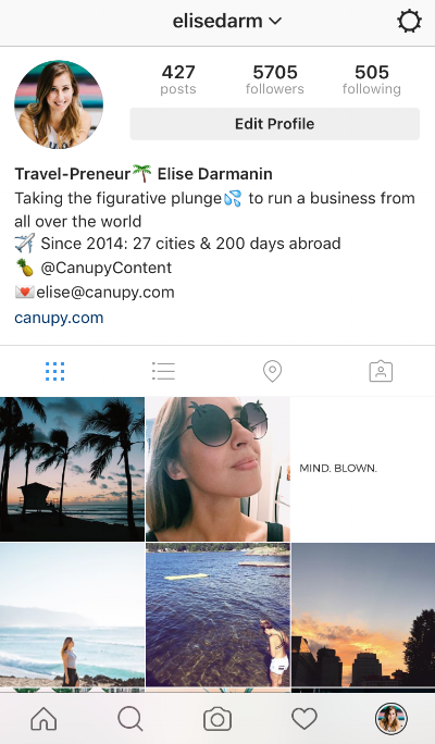elise darma instagram july 2016.PNG