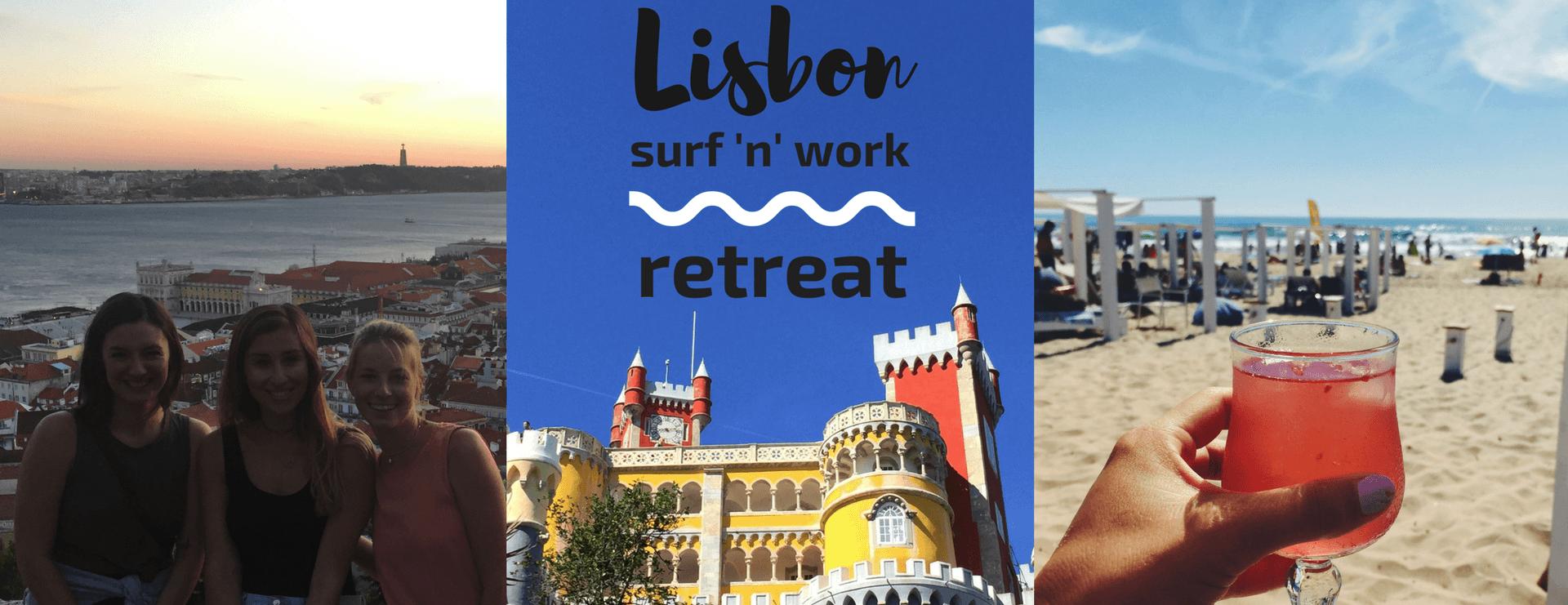 Lisbon Surf Work Retreat