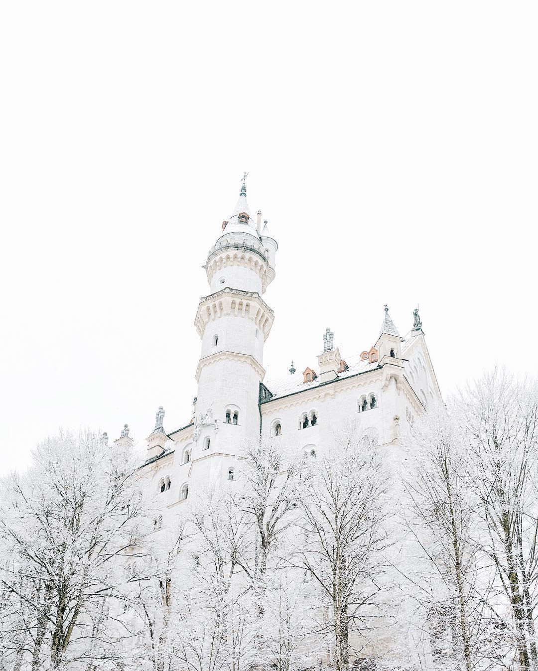 Neuschwanstein Castle, Germany. Shot by Christie  (@ckanani)