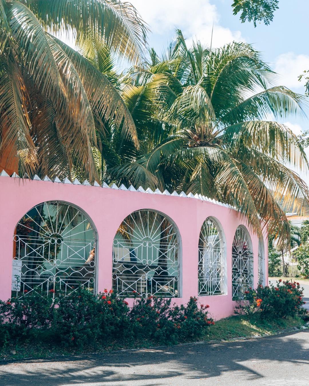 Gros-Islet, St. Lucia. Shot by Sherri  (@girlonthegoca)