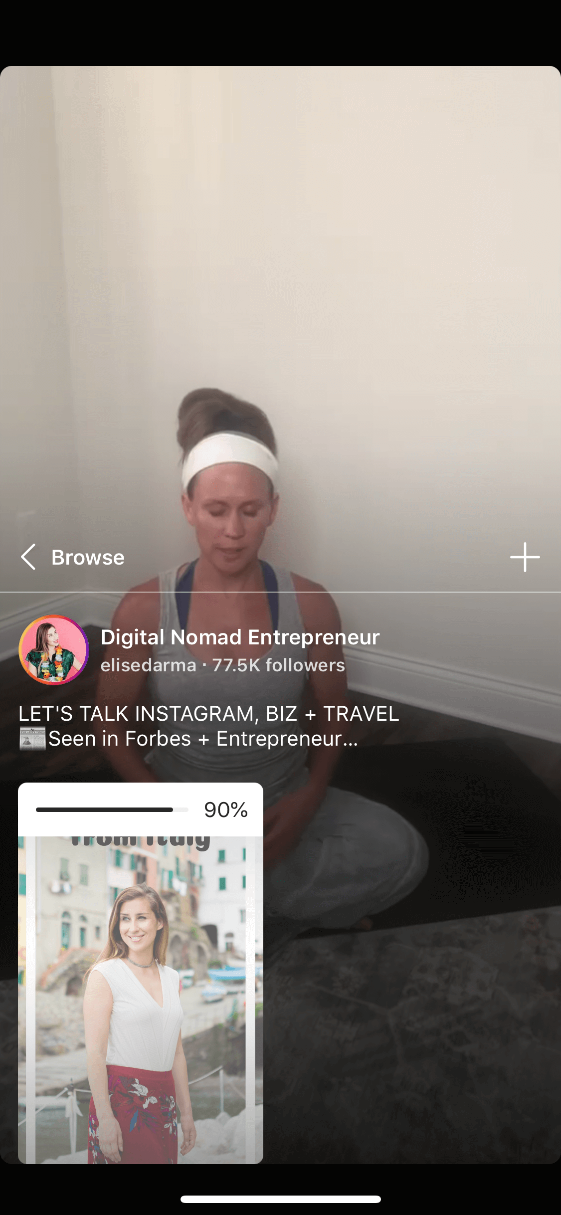 posting Everything you need to know about IGTV  elise darma.PNG