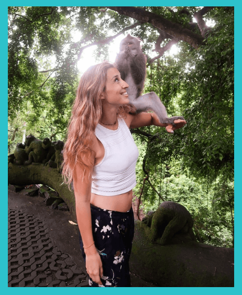 Don't monkey around and hire just    any    business coach.    Do your research and find someone that you are absolutely BANANAS about. (See what I did there?)