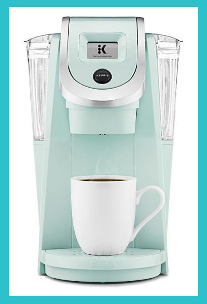 elise darma entrepreneur gift guide keurig coffee machine.png