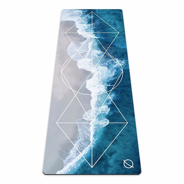 : : Product of the Day : :  @theformfitness centers its mission around sustainability. Get grounded with these yoga mats made from 100% recycled materials 📷: Form  #selfcare #yoga #sustainability #lovebloomblush