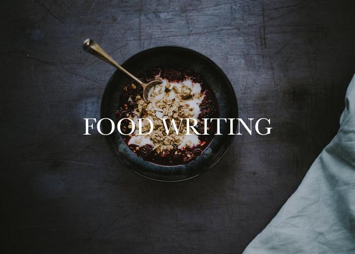 Malinda Meadows, Food Writer, Freelance Writer, Food Writing, Food and Drinks Writing