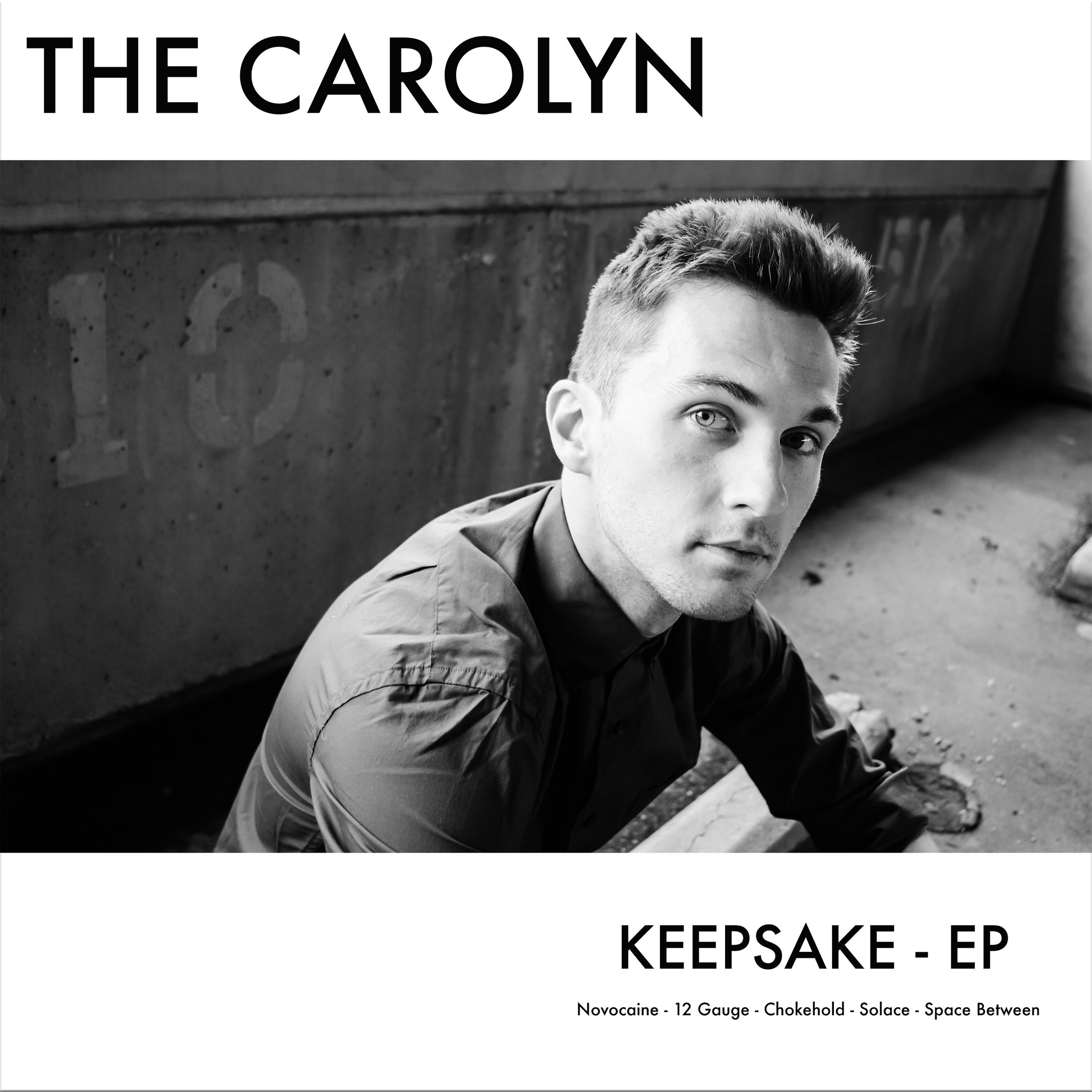 THE CAROLYN - KEEPSAKE EP (2016)