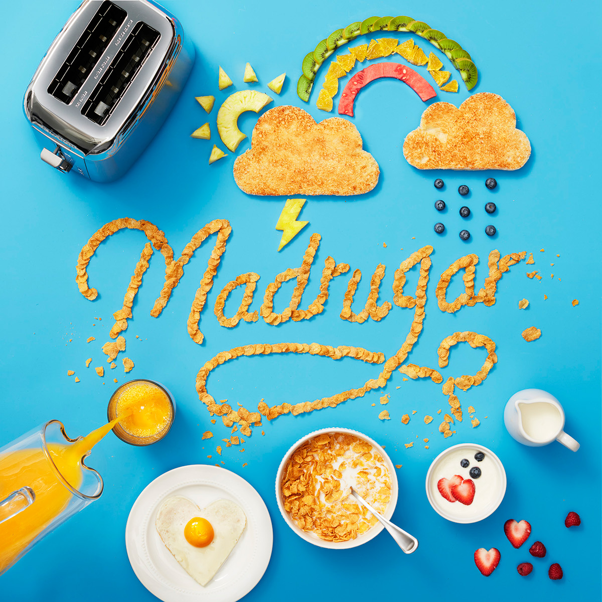 Madrugar (Breakfast), Target #SinTradución Social Media Campaign