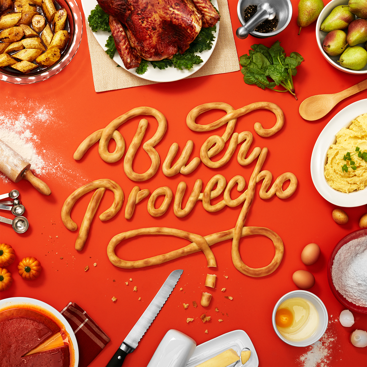 Buen Provecho (Thanksgiving), Target #SinTradución Social Media Campaign
