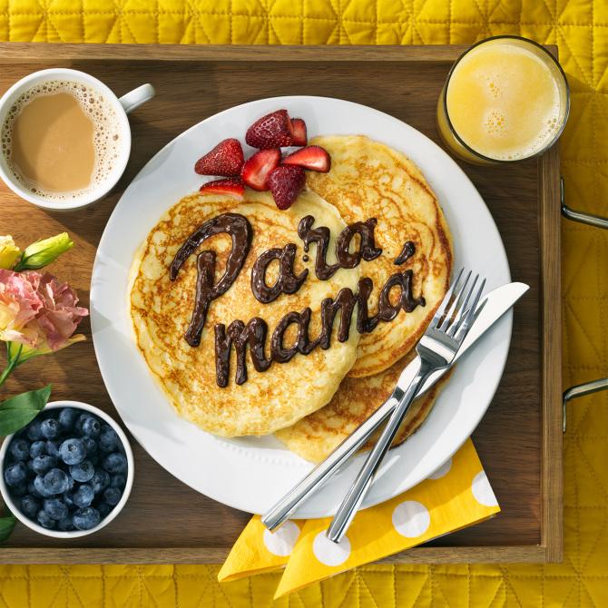 Para Mamá (Pancakes), Target #SinTradución Social Media Campaign