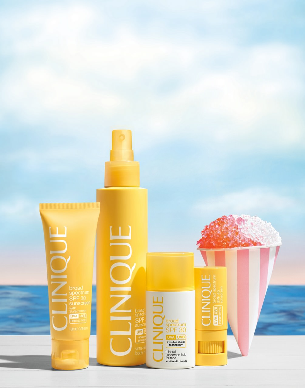 Clinique Sunscreen, Photo by Joanna McClure