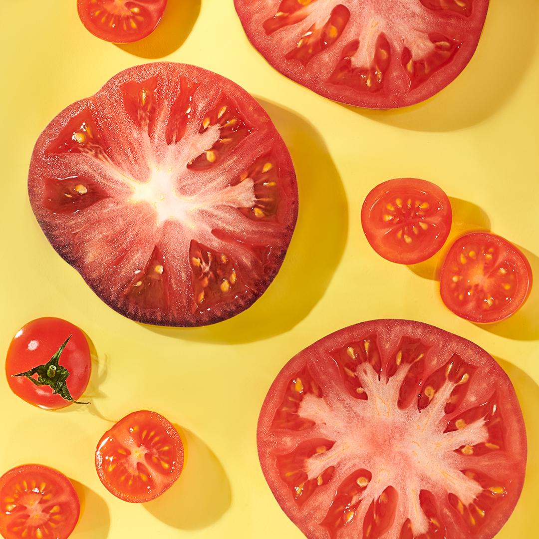 Tomatoes (Photo: Jenna Gang)