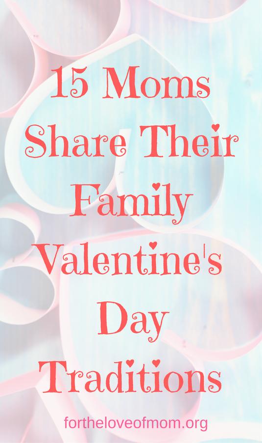 Celebrate Valentine's Day With These Kid Approved Traditions | Family Valentine's Day Traditions | #valentinesday | #vdayactivities | #kidsactivities | www.fortheloveofmom.org