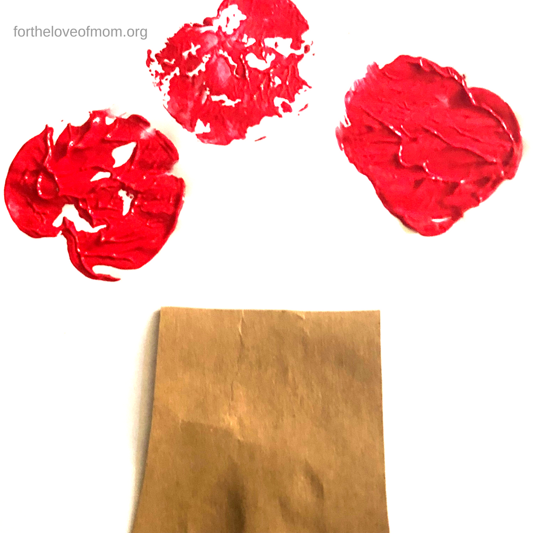 Fall Apple Tree craft for Toddlers and Preschoolers - fortheloveofmom