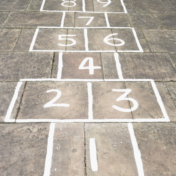 Hopscotch-for-number-recognition-fortheloveofmom.org