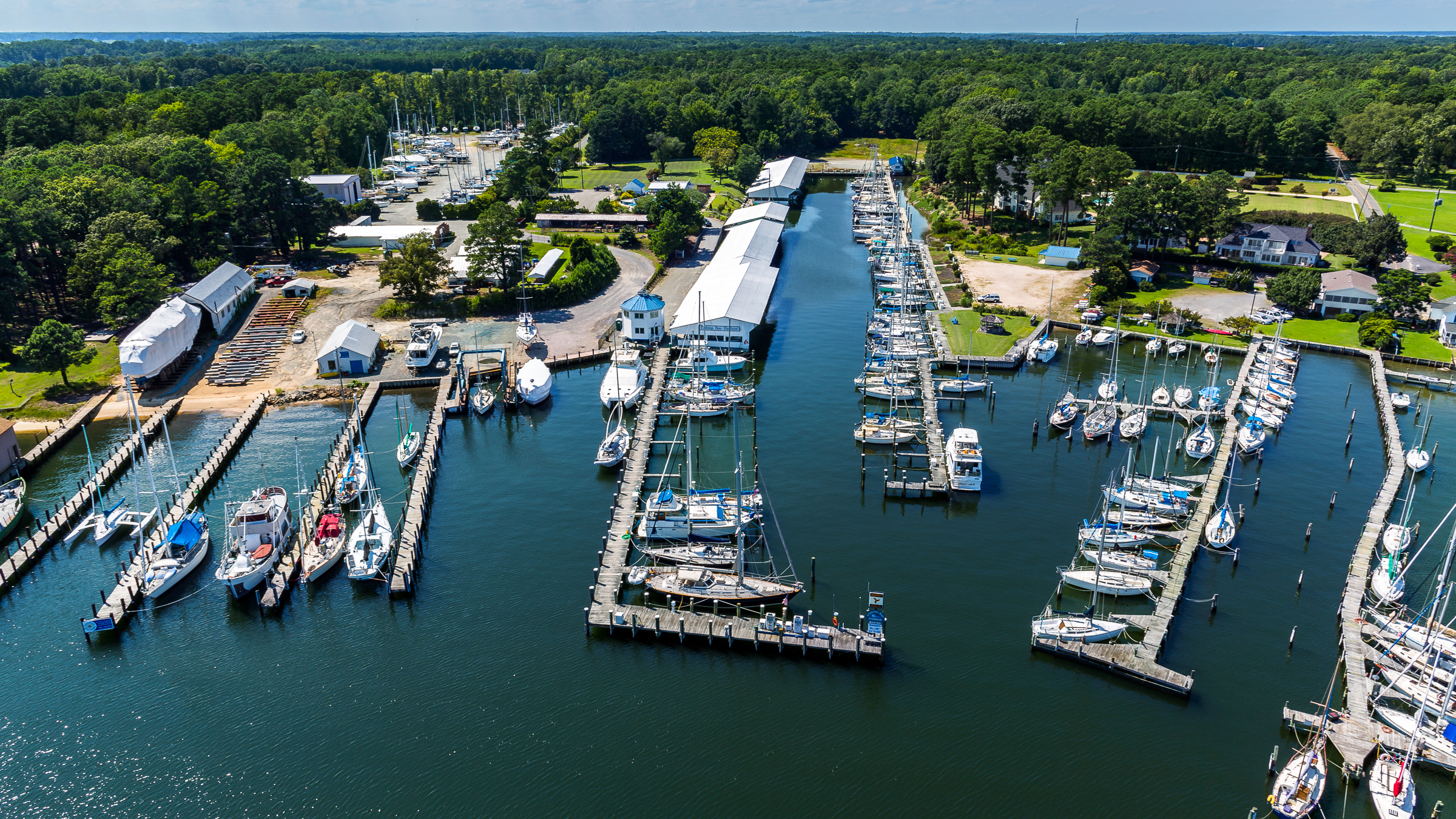 fishing bay marina (deltaville, va)