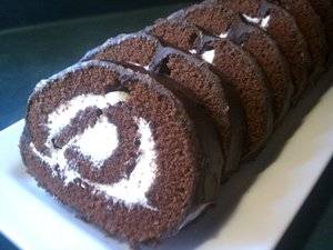 Chocolate Creme Roll