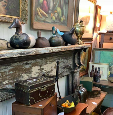 Oak City antiques