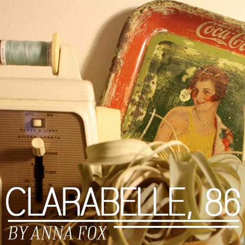 Clarabelle, 86