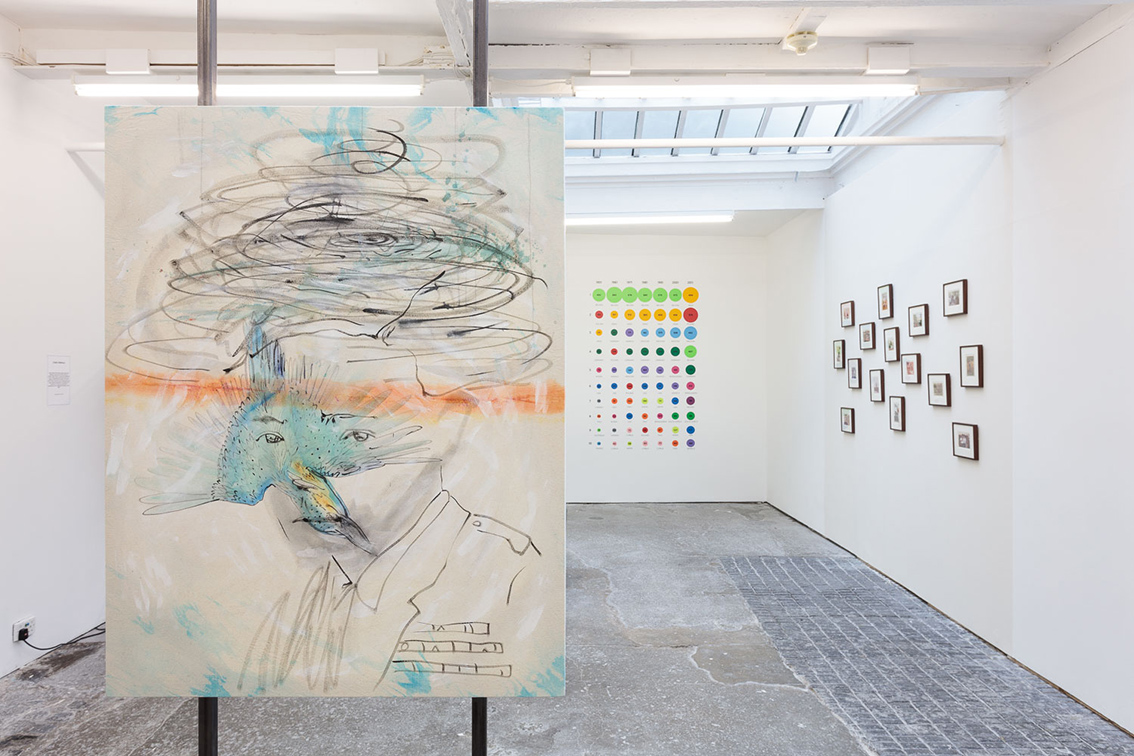 Halcyon Days, 2013     Smile Orange   ,  Cubitt Gallery, 2015  Russell Newell, Karl Ohiri, Ben Sanderson curated by Morgan Quaintance