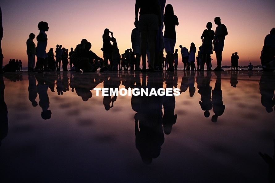 TEMOIGNAGES