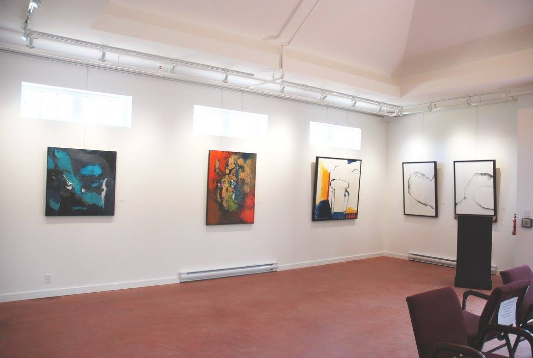 Solo Exhibition Ice House Gallery Grace Jollymore Joyce Arts Centre Creamery Square