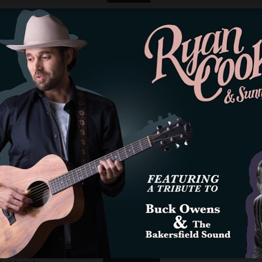 Ryan Cook and Sunny Acres. A tribute  to Buck Owens. Sunday, August 11, 7:30 pm. $25. Tickets at the door, or Fulton's Pharmacy,?tatamagouche our online www.gracejollymore.com #ryancook #buckowens #tatamagouche #creamerysquare