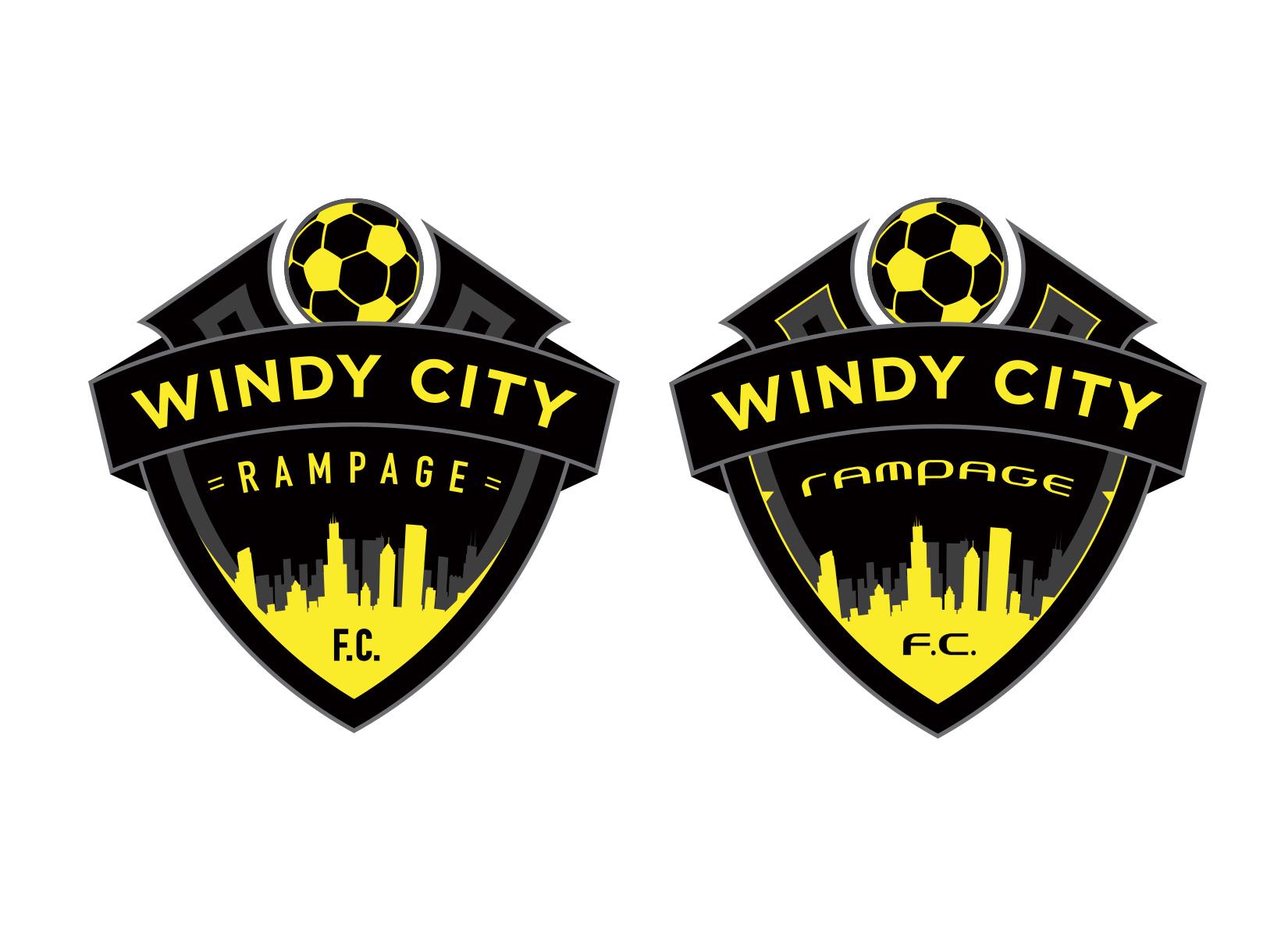 Soccer crest design