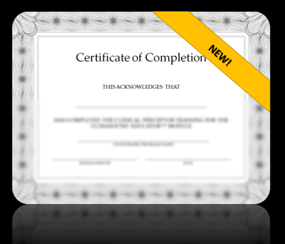 Post-test, certificate of completion and 1 CME  - After a clinical instructor completes a Clinical Preceptor Training™ module, a post-test and certificate of completion is available! This also provides a means for accredited programs to provide documentation that
